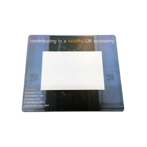 Hardtop Photo Frame Mouse Mat